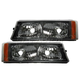 1ALPP00247-Chevy Parking Light Pair