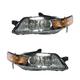 1ALHP00732-2006 Acura TL Headlight Pair