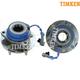 TKSHS00495-Wheel Bearing & Hub Assembly Front Pair  Timken 513187