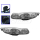 1ALHP00722-2001-02 Saturn SC Coupe Headlight Pair