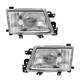 1ALHP00725-1999-00 Subaru Forester Headlight Pair
