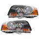1ALHP00726-2003-14 Volvo XC90 Headlight Pair