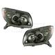 1ALHP00717-2006-09 Toyota 4Runner Headlight Pair