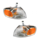 1ALPP00263-1998-02 Chevy Prizm Corner Light Pair