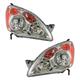 1ALHP00712-2005-06 Honda CR-V Headlight Pair