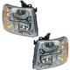 1ALHP00710-Chevy Headlight Pair