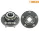TKSHS00497-Wheel Bearing & Hub Assembly Front Pair  Timken HA590030