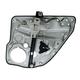 1AWRG00362-Volkswagen Golf Jetta Window Regulator Driver Side Rear