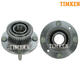 TKSHS00494-Wheel Bearing & Hub Assembly Rear Pair Timken 512161
