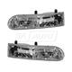 1ALHP00775-Ford Taurus Headlight Pair