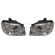 1ALHP00772-Kia Magentis Optima Headlight Pair