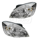 1ALHP00768-2006-08 Kia Rio Rio5 Headlight Pair