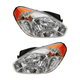 1ALHP00762-Hyundai Accent Headlight Pair
