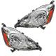 1ALHP00754-2009-11 Honda FIT Headlight Pair