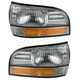 1ALPP00227-Buick LeSabre Park Avenue Corner Light Pair
