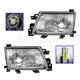 1ALHP00758-1998 Subaru Forester Headlight Pair