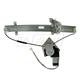1AWRG00376-Mazda Protege Window Regulator