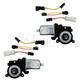 1AWMK00078-Power Window Motor Pair  Dorman 742-140  742-141