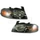 1ALHP00700-2004-06 Nissan Sentra Headlight Pair
