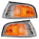 1ALPP00274-1997-01 Mitsubishi Mirage Corner Light Pair