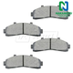 1ABPS00009-Brake Pads Front