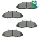 1ABPS00016-Brake Pads Front  Nakamoto MD679
