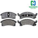 1ABPS00012-Brake Pads Front
