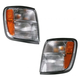 1ALPP00283-Acura SLX Isuzu Trooper Corner Light Pair
