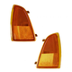 1ALPP00287-Chevy Blazer S10 S10 Pickup Corner Light Pair