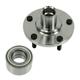 1ASHF00109-Wheel Bearing & Hub Kit Front