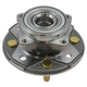 1ASHF00106-Acura CL Honda Accord Wheel Bearing & Hub Assembly Driver or Passenger Side Front