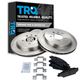 1ABFS01028-Cadillac CTS STS Brake Pad & Rotor Kit Rear