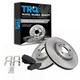 1ABFS01011-Brake Pad & Rotor Kit Front