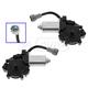 1AWMK00080-Power Window Motor Pair  Dorman 742-527  742-528