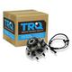 1ASHF00139-1999 Ford Wheel Bearing & Hub Assembly Front  TRQ BHA53990