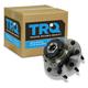 1ASHF00138-1999 Ford Wheel Bearing & Hub Assembly Front  TRQ BHA53989