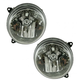 1ALHP00692-Jeep Liberty Headlight Pair