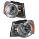 1ALHP00696-Chrysler Aspen Aspen Hybrid Headlight Pair
