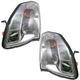 1ALHP00699-2004-06 Nissan Maxima Headlight Pair