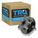 1ASHF00199-Wheel Bearing & Hub Assembly  TRQ BHA54005