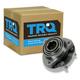 1ASHF00191-Wheel Bearing & Hub Assembly Front  TRQ BHA54000