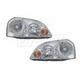 1ALHP00673-2005-08 Suzuki Forenza Headlight Pair