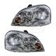 1ALHP00672-2004 Suzuki Forenza Headlight Pair