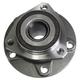 1ASHF00164-Volkswagen Golf Wheel Bearing & Hub Assembly Front