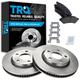 1ABFS01012-Brake Pad & Rotor Kit Front