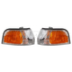 1ALPP00103-1992-93 Honda Accord Corner Light Pair