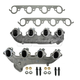 DMEEK00001-Ford Exhaust Manifold & Gasket Kit Dorman 674-226  674-227