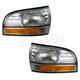 1ALPP00136-Buick LeSabre Park Avenue Corner Light Pair