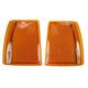 1ALPP00142-Ford Reflector Pair