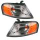 1ALPP00117-1998-99 Nissan Altima Corner Light Pair